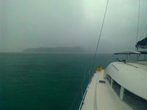 雨が降るのは島の特徴?それとも・・・