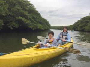 春休みの自由研究は『兄弟ゲンカ』について、西表島。