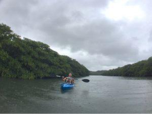 週末はドラゴンボールに乗って、西表島。