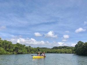 大人たちが少年にかえる夏休み、西表島。