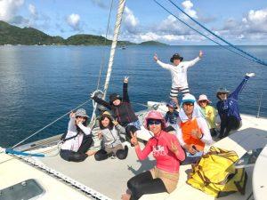 大人だって夏休みなんだから、西表島。
