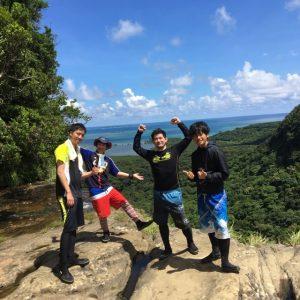 夏と言えば…沖縄旅行!!!@西表島