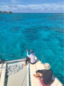 魅惑の海をどうぞ知ってください、西表島。