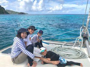 子どもたちが彩る離島の夏休み、西表島。