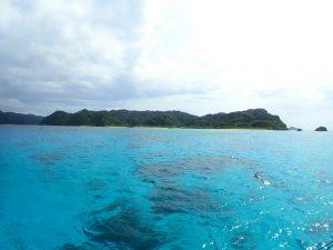 タイ→西表島