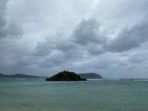 冬の西表島